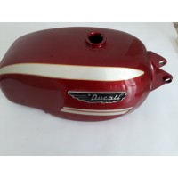 Mark 3 (wide case) Steel tank with badges