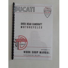 Ducati Supplement to Work Shop Manual
