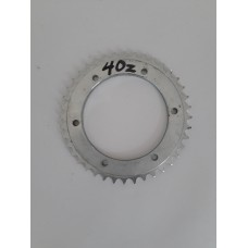 40T rear wheel sprocket