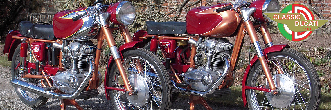 Classic Ducati Motorcycle Spares